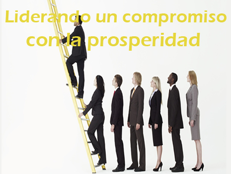 15. Liderando un compromiso con la prosperidad