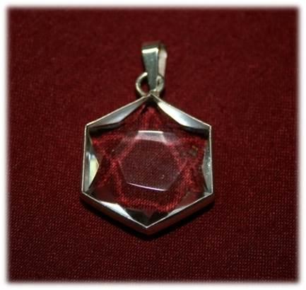Dodecaedro Cuarzo Cristal