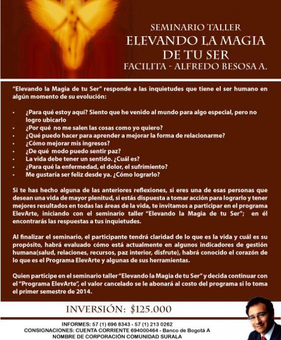 ELEVANDO LA MAGIA DE TU SER
